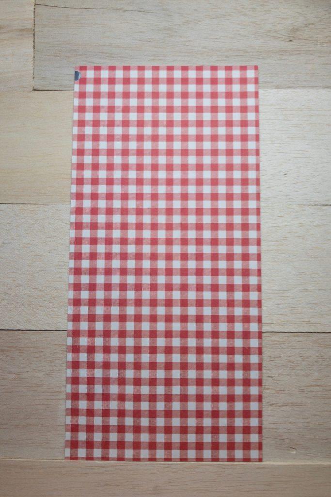 moda de papel