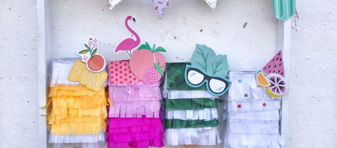 Piñatas Ice Cream 3 ideas creativas